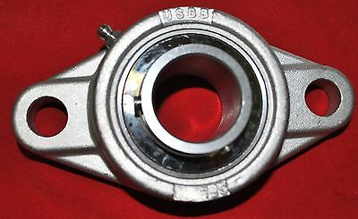 12 Inch Stainless Steel 2 Bolt Flange Sucsfl201-8 Oval Flanged Unit Sucfl201-8