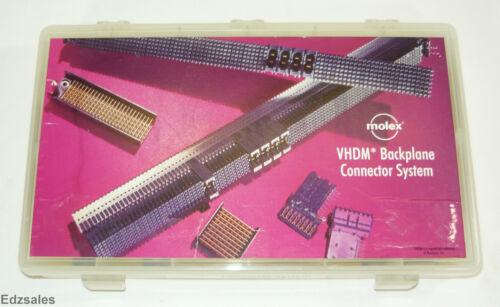 13 Molex VHDM Backplane Connectors computer electronics components