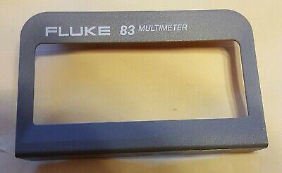 Fluke 83 Mask Lcd