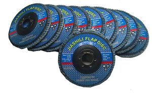 10-X-ZURCONIUM-FLAP-DISCS-4-ANGLE-GRINDER-115MM-80-GRIT