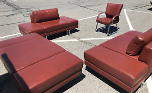 Unique Art Gallery Couches/Benches