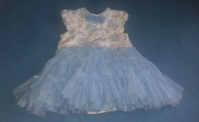 DISPATCHED AFTER 10th OF SEPTEMBER Little Me baby girl dress, size 9 m