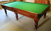 8x4 Billiard Pool Table Donvale Manningham Area Preview