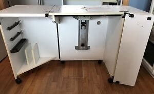 Meuble machine coudre sewing table