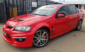 HSV CLUBSPORT SERIES 2 MANUAL LOW KM REGO AND RWC Ravenhall Melton Area Preview