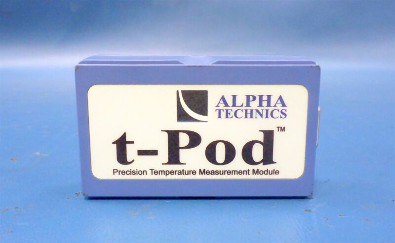 Alpha Technics t-POD 9-Channel Precision Measuring System