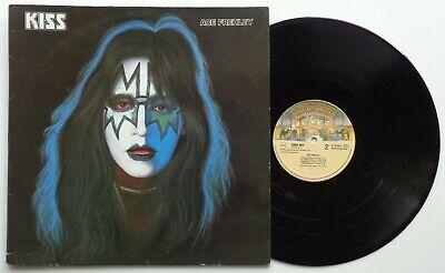 KissAce Frehley6399 083NL original LP censored logo casablanca 1978 (KR23)