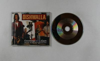 Dishwalla Counting Blue Cars (Tell Me All Your Thoughts On God) EU CDSingle