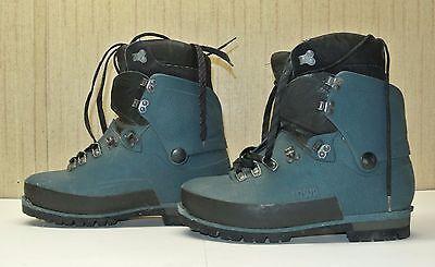 IOWA Climbing Mountain Boots Men's Size 11 Dark Green.