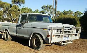 1979 Ford F100 Custom 460 Big Block Clackline Northam Area Preview