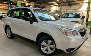 2013 SUBARU FORESTER **TURBO DIESEL** Launceston Launceston Area Preview