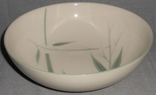"""Winfield BAMBOO PATTERN 9 3/8"""" Salad Serving Bowl MADE IN CALIFORNIA"""