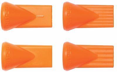 14 Flat Nozzle Kit 4 Nozzles Loc-line Usa Original Modular System 41487