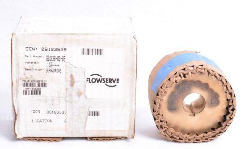 OEM Flowserve Pump Brass Worm Gear B01638-00-02