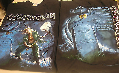 IRON MAIDEN- Benjamin Breeg - MENS MEDIUM T-SHIRT I