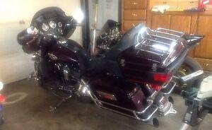 2008 Ultra Classic Harley Davidson