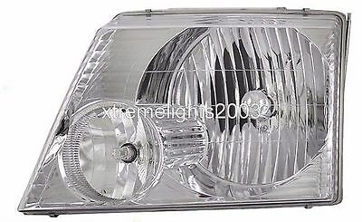 NEWMAR MOUNTAIN AIRE 40ft 2004 2005 2006 LEFT DRIVER HEADLIGHTS HEAD LIGHTS RV