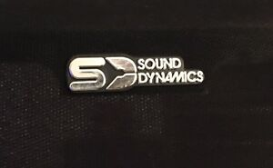 "Subwoofer by SoundDynamics  ASUB-12 powerful 12"" amplified Sub"