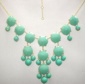 2012-New-Women-J-CREW-J-CREW-Bubble-Bib-Statement-Fashion-Necklace-9-Color-M001