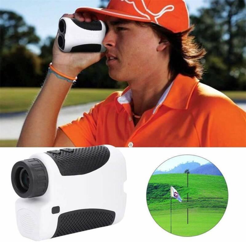 400meters Golf Laser Range Finder Angle Scan Pinseeking 6x M