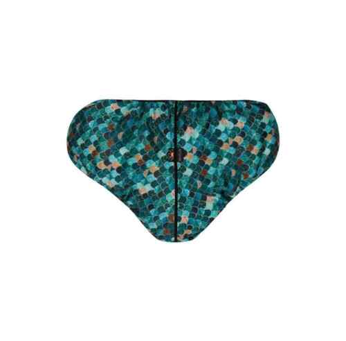 Art of Riding Jumping Saddle Cover-Really Mermaid