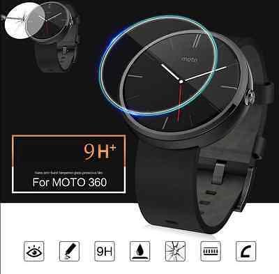 Original Tempered Glass Screen Protector Film for Motorola Moto 360 Smart Watch