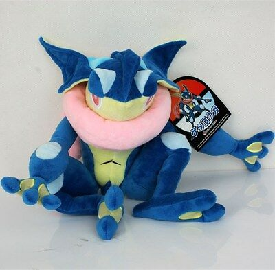 Pokemon Greninja/Gekoga Plush Doll Stuffed Animals Movie Character Toys 12 Inch - Simpsons Halloween Characters