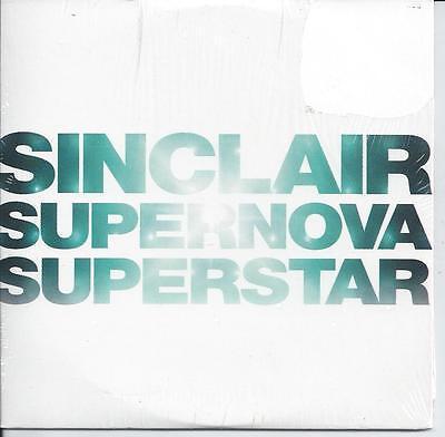 (SINCLAIR - Supernova Superstar CD SINGLE 1TR CARDSLEEVE 2002 FRANCE)