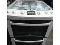 Zanussi full gas cooker 60 cm wide