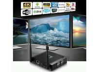 Android TV Box - KM Utra HD 4K 3D Android 5.1 Lollipop 5G WiFi / KODI / BETTER THAN MXQ /M8/M8S