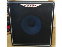 Ashdown ABM 115 1x15 Bass Cabinet