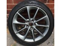 Lexus ct fsport alloys
