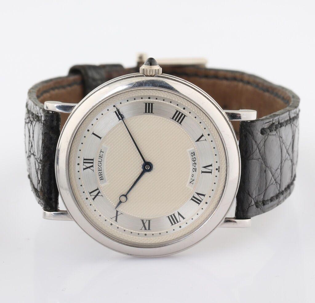 Breguet Ref. 2462 18k White Gold  Wristwatch - watch picture 1