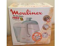 Moulinex Juice Master - Brand New