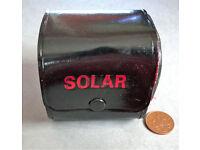 solar super wide fisheye macro camera lens