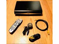 Sky+ Hd 3D Anytime+ Box With Remote. Superb Condition. Absolute Bargain!