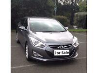 Hyundai i40 1.7 CRDI - 2014