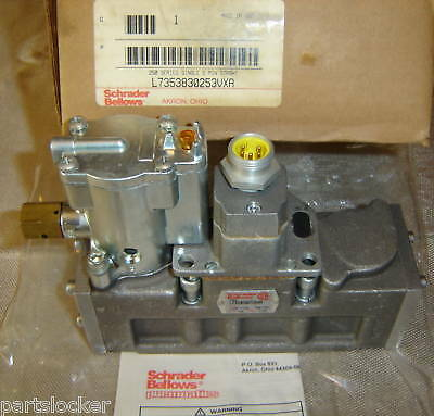 Schrader Bellows L7353830253vxa Solenoid Valve 120 V