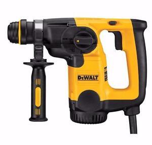 DEWALT D25313 1-Inch SDS L-Shape 3 Mode Rotary Hammer (BRAND NEW) $189.99