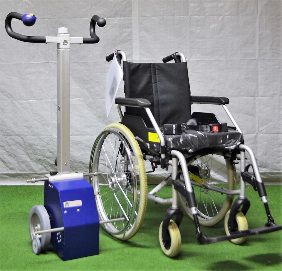 Treppensteiger S-Max AAT + Rollstuhl 42-44 cm mit Garantie in Baden-Württemberg - Ravensburg