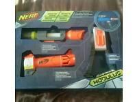 Brand New Nerf N-Strike Modulus Long Range Upgrade Kit