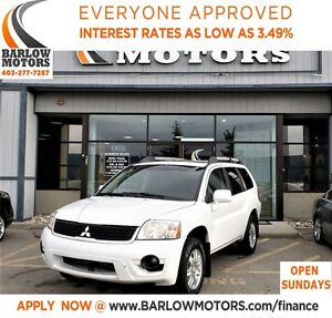 2011 Mitsubishi Endeavor SE*EVERYONE APPROVED* APPLY NOW DRIVE N