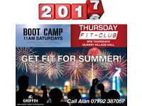 Oxford fitness! Boot Camp and Fit Club