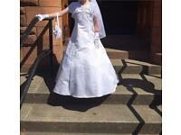 Holly communion / bridesmaid dress