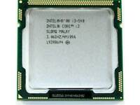 Intel core i3 540 3.06 GHz