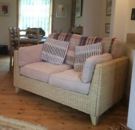 3 Piece M&S Sofa - Armchair, 2 & 3 Seater in Excellent Condition