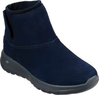 Womens Go Go Boots (New NIB Womens Skechers On The GO Joy Undergrad Ankle Boots 4 Sizes FREE)