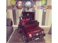 Kids 12volt Jeep
