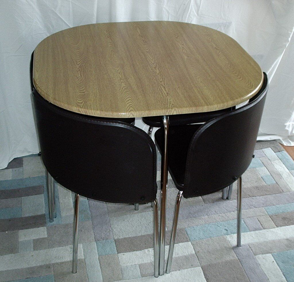 Space saving table and chairs ikea home design - Space saving dining table ikea ...