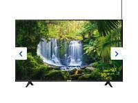 "TCL 55P610K 55"" Smart 4K Ultra HD TV (LED) - Brand new"